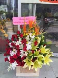 shop hoa tươi thủy dịch vụ giao hoa tiệm hoa tươi tại vĩnh long